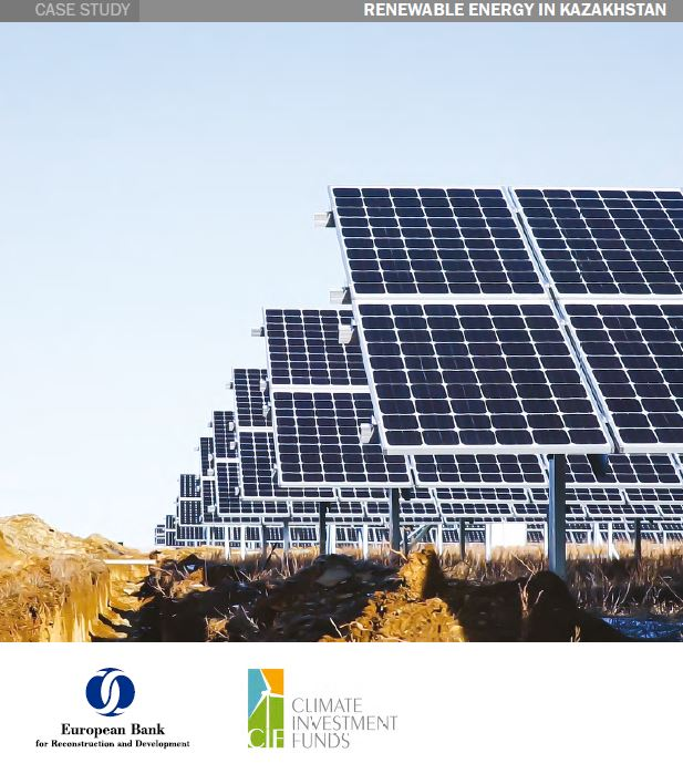 Renewable Energy In Kazakhstan Climate Investment Funds