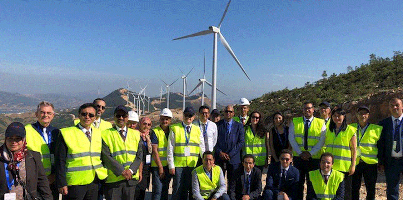 ACWA Power Inaugurates 120MW Khalladi Windfarm in Morocco