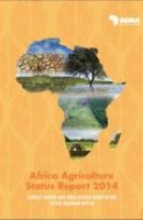 Africa Agriculture Status Report 2014 (Climate Change and Smallholder Agriculture in Sub-Saharan Africa)