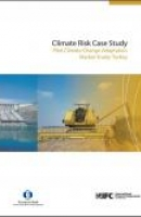 Climate Risk Case Study: Pilot Climate Change Adaptation Market Study: Turkey