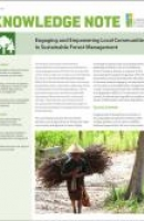 Engaging and Empowering Local Communities in Sustainable Forest Management