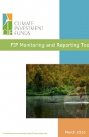 FIP Monitoring and Reporting Toolkit March 2106