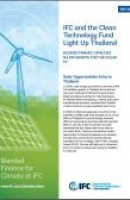 Case Study: IFC and the Clean Technology Fund Light Up Thailand