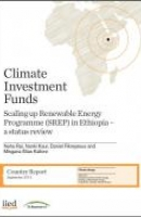 Scaling up Renewable Energy Programme (SREP) in Ethiopia – a status review by IIED