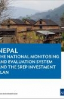 Nepal: The National Monitoring and Evaluation System and the SREP Investment Plan