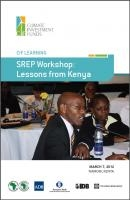 SREP Workshop: Lessons from Kenya