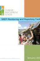 SREP Monitoring and Reporting Toolkit