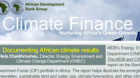 Latest AfDB Climate Finance newsletter highlights CIF action in Africa