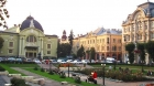 The city of Chernivtsi