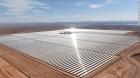 Concentrated Solar Power Plant Noor