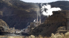 The coal-fired Castle Gate Power Plant is pictured outside Helper, Utah. Photograph: George Frey/Reuters