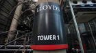 The Lloyd's building, home of Lloyd's of London. Photograph: Jack Taylor/Getty
