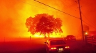 Scientists have found evidence that wildfires, like this one near Clayton, California, have been getting worse because of climate change - Reuters